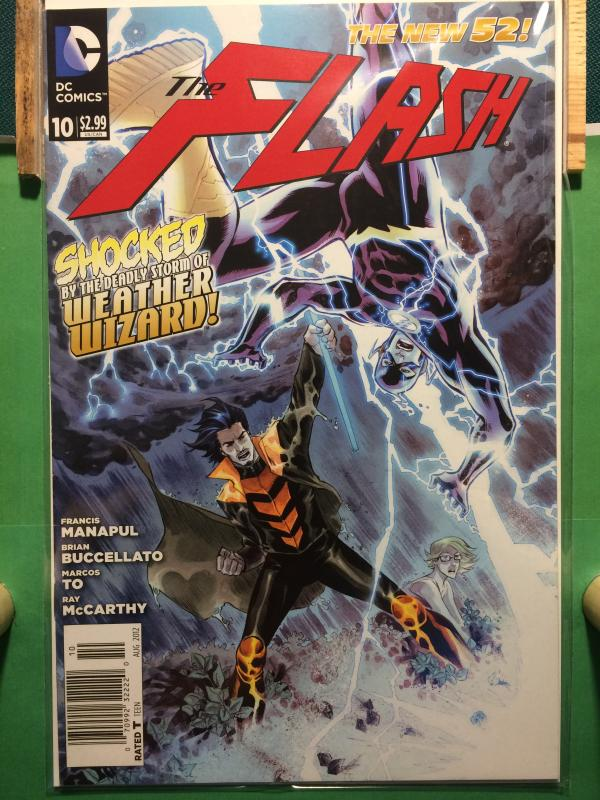 The Flash #10 The New 52