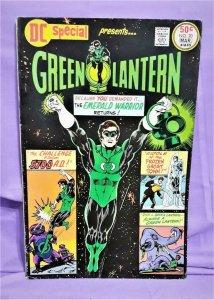 John Broome DC Special #20 Presents GREEN LANTERN Gil Kane (DC, 1976)!