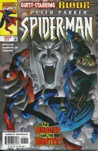 Peter Parker Spiderman(vol. 2) # 3,4,56,7,8,9,10  Venom, Blade, X-Men,