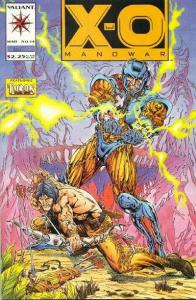 X-O Manowar (1992 series) #14, NM- (Stock photo)