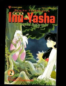 Lot of 12 Inu-Yasha Viz Select Comic Books #1 2 3 4 5 6 7 8 9 10 11 12 JF20