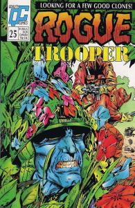 Rogue Trooper (1st Series) #25 VF/NM; Fleetway Quality | save on shipping - deta