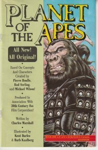 Planet of the Apes(Adventure Comics) # 1,2,3,4,5,6   The Next Generation !