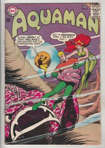 Aquaman #19 (Feb-65) VG+ Affordable-Grade Aquaman, Aqualad, Mira