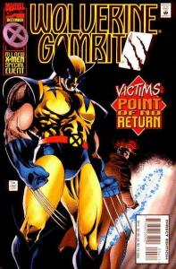 Wolverine/Gambit: Victims #4, NM- (Stock photo)
