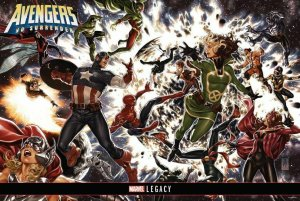 Avengers #675 by Mark Brooks Poster (24 x 36) Rolled/New!