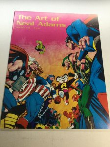 The Art Of Neal Adams Volume 1 Vf/Nm Very Fine/Near Mint 9.0 Magazine