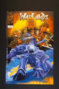 Warlands # 5 March 2000 Image Comics