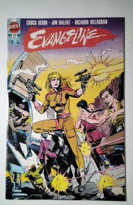 Evangeline #12 (1989) First Comic Book J756