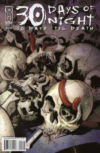 30 Days of Night: 30 Days 'Til Death #2 VF/NM; IDW   save on shipping - details