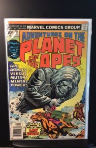 Adventures on the Planet of the Apes #10 (1976)