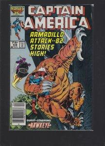 Captain America #316 (1986)