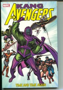 Avengers: Kang--Time And Time Again-Stan Lee-2005-PB-VG/FN