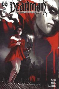 Deadman: Dark Mansion of Forbidden Love #1 FN; DC | save on shipping - details i
