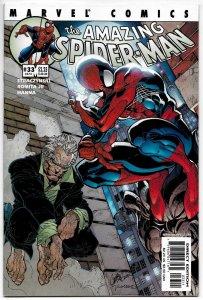 Amazing Spider-Man #33 J Scott Campbell Cvr (Marvel, 2001) VF/NM