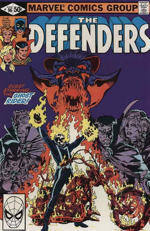 Defenders, The #96 VG; Marvel | low grade comic - save on shipping - details ins