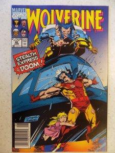 Wolverine #40 (1991)