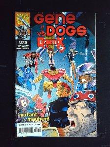 Gene Dogs (UK) #2 (1993)