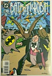 BATMAN & ROBIN ADVENTURES#4 VF/NM 1996 DC COMICS