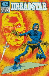 Dreadstar #7 VF/NM; Epic | save on shipping - details inside