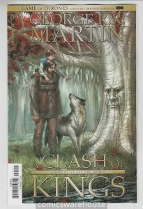 GAME OF THRONES CLASH OF KINGS (2017 D. E.) #9 NM