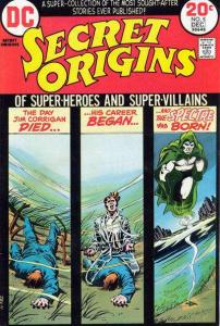 Secret Origins (1973 series) #5, VG- (Stock photo)