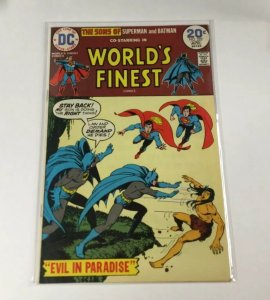 Worlds Finest 222 Fn+ Fine+ DC comics