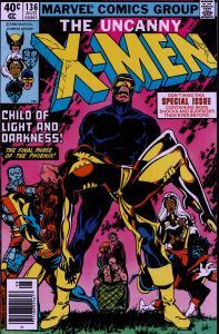Uncanny X-Men #136 - NM - Dark Phoenix Saga