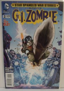 Star Spangled War Stories featuring G.I. Zombie #2 Variant