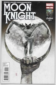 Moon Knight   vol. 4   # 12 VF/NM