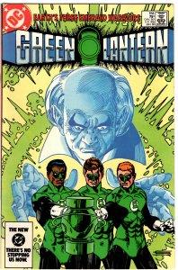 Green Lantern #184 (1960 v2) Gil Kane 1st Guy Gardner NM