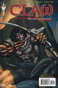 Claw The Unconquered (2nd Series) #3 VF/NM; WildStorm | save on shipping - detai