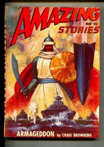 Amazing Stories-Pulp-5/1948-Craig Browning-Guy Archette