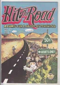 Hit the Road #1 (Jan-71) NM- High-Grade