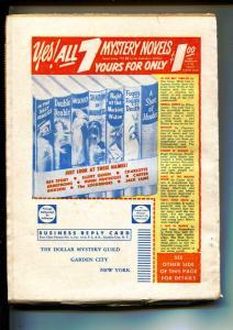 Fantastic Story-Pulps-Summer/1951-David H. Keller-Kevin Kent