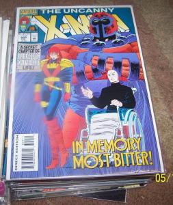 UNCANNY X-MEN #309   PROFESSOR X + MAGNETO   BISHOP new  mutants