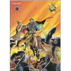 1993 Valiant Era X-O MANOWAR #9 - Card #68