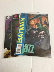 Batman Jazz 1-3 Lot Set Run Nm Near Mint DC Comics IK