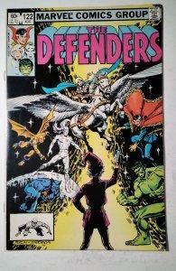 The Defenders #122 (1983) Marvel Comic Book J757