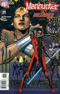 Manhunter (4th Series) #26A VF/NM; DC   save on shipping - details inside