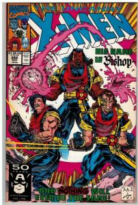 X MEN 282 FN+  (1ST PRINT) Nov. 1991
