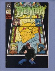 Demon #3 4 5 6 7 8 9 DC 1990