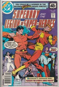 Superboy #248 (Feb-79) VF/NM High-Grade Superboy, Legion of Super-Heroes