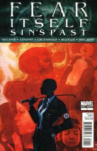 Fear Itself: Sin's Past #1 VF; Marvel | save on shipping - details inside