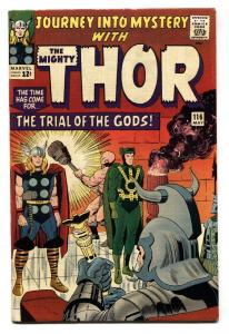 JOURNEY INTO MYSTERY #116 comic book 1965 MIGHTY THOR marvel
