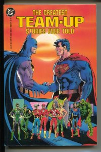 Greatest Team-Up Stories Ever Told-Vol 4-TPB-trade