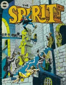Spirit (1974 series) #17, VF (Stock photo)