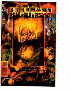 Lot Of 6 The Dreaming DC Vertigo Comic Books # 1 7 8 9 10 11 Terry LeBan AB4