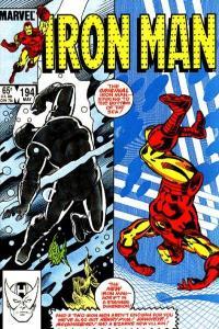 Iron Man (1968 series) #194, VF+ (Stock photo)
