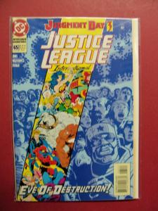 JUSTICE LEAGUE INTERNATIONAL #65  VF/NM OR BETTER DC COMICS
